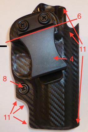 cf kimber 1 screw