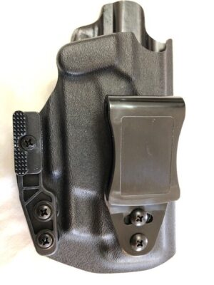 Glock 19 with sps r standard AIWB DME Holsters