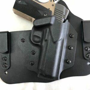 Hybrid 1911 holster